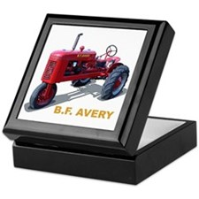 The B.F. Avery Model A Keepsake Box