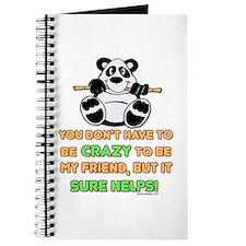 Crazy Friends Journal