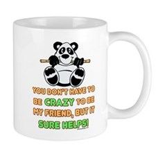 Crazy Friends Mug
