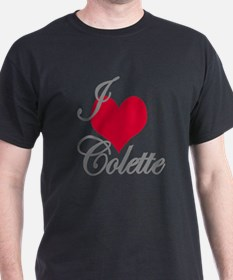 I love (heart) Colette T-Shirt