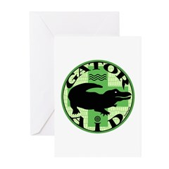 Gator Aid Greeting Cards (Pk of 20)