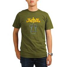 Square Redux Dog T-Shirt