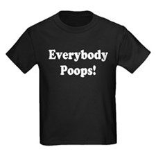 Everybody poops! T