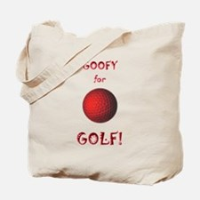 GOOFY for GOLF Tote Bag