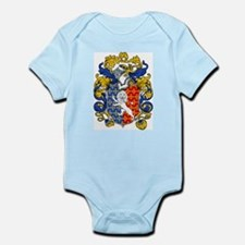 Hutchinson Family Crest Infant Creeper