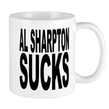 Al Sharpton Sucks Mug