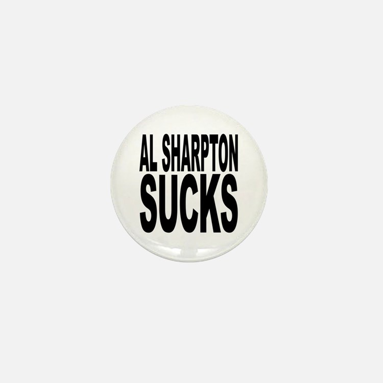 Al Sharpton Sucks Mini Button