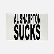 Al Sharpton Sucks Rectangle Magnet