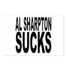 Al Sharpton Sucks Postcards (Package of 8)