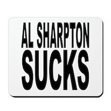 Al Sharpton Sucks Mousepad