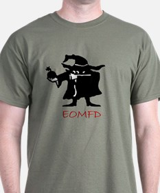 Bomb Dude Red T-Shirt