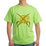 Tropical Pirates Green T-Shirt