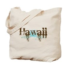 Hawaii Grunge Tote Bag