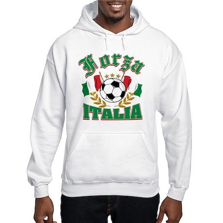 Forza Italia Hooded Sweatshirt