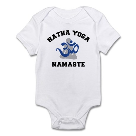 Hatha Yoga Infant Bodysuit