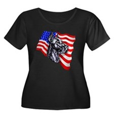 Patriot Dane Black T