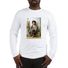 Little Knitter Long Sleeve T-Shirt