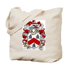 Jacob Family Crest Tote Bag