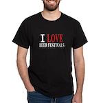 Beer Fest Dark T-Shirt