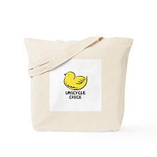 Unique Unicycle Tote Bag