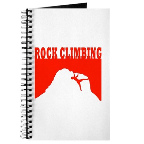 Rock Climbing Journal