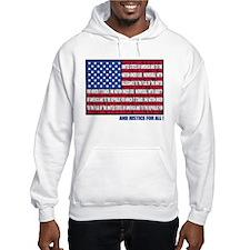 PLEDGE OF ALLEGIANCE FLAG Hoodie
