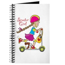 Scooter Girl Journal
