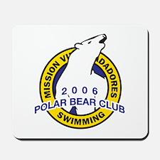 2006 Polar Bear Mousepad