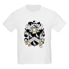 Jervis Family Crest Kids T-Shirt