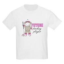 Future Hockey Player T-Shirt