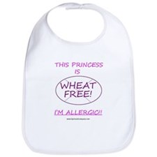 Wheat Free Princess Bib
