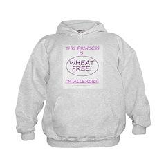 Wheat Free Princess Hoodie