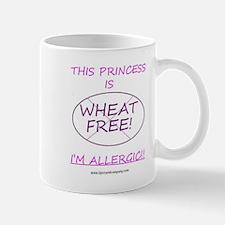 Wheat Free Princess Mug