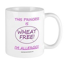 Wheat Free Princess Mug