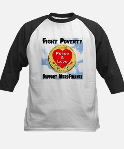 Fight Poverty Support MicroFi Tee