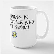 Runners can't Swim Mug