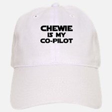 Chewie is my Co-pilot Baseball Baseball Cap