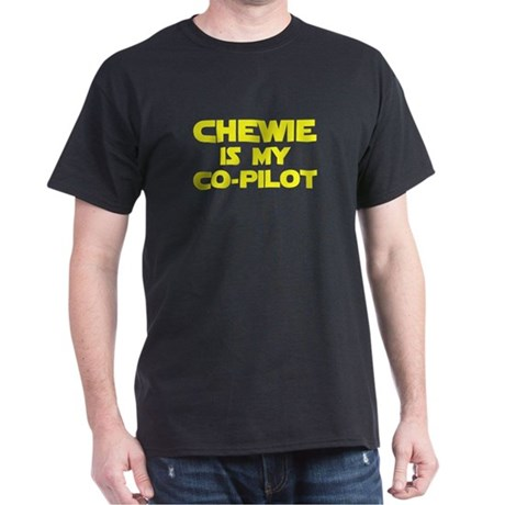 Chewie is my Co-pilot Dark T-Shirt