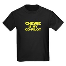 Chewie is my Co-pilot T