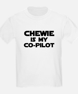 Chewie is my Co-pilot T-Shirt