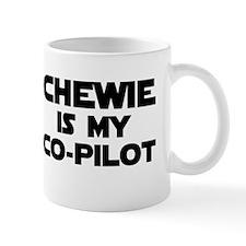 Chewie is my Co-pilot Small Mug