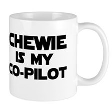 Chewie is my Co-pilot Small Small Mug