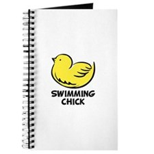 Cute Swimmers cool Journal