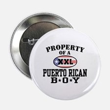 Property of a Puerto Rican Boy Button