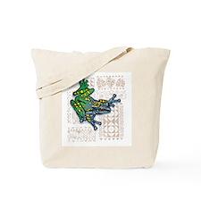 AMAZON JEWEL Tote Bag