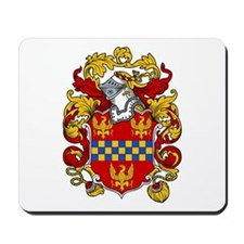 Kendall Family Crest Mousepad