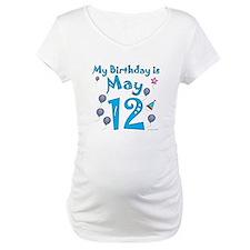 May 12th Birthday Shirt