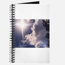 Cross in the Clouds Journal