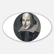 Wm Shakespeare Decal