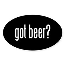 Got Beer Bumper Stickers